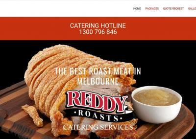 Reddy Roasts Catering
