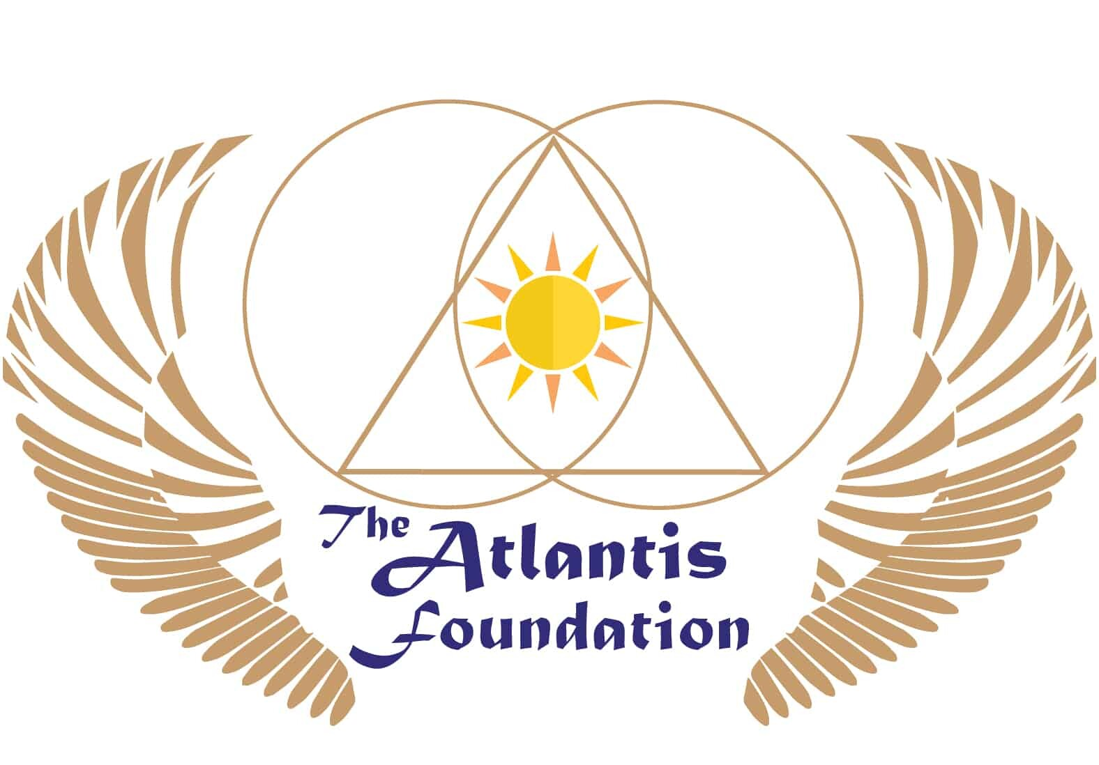 The Atlantis Logo Gold